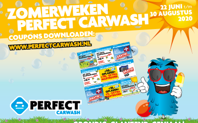 ZOMERWEKEN PERFECT CARWASH